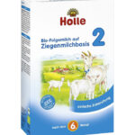 Holle Goat Stage 2 Organic Infant Follow-on Milk